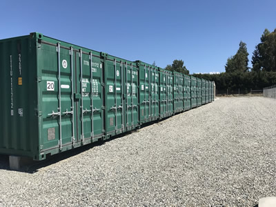 Wanaka secure storage
